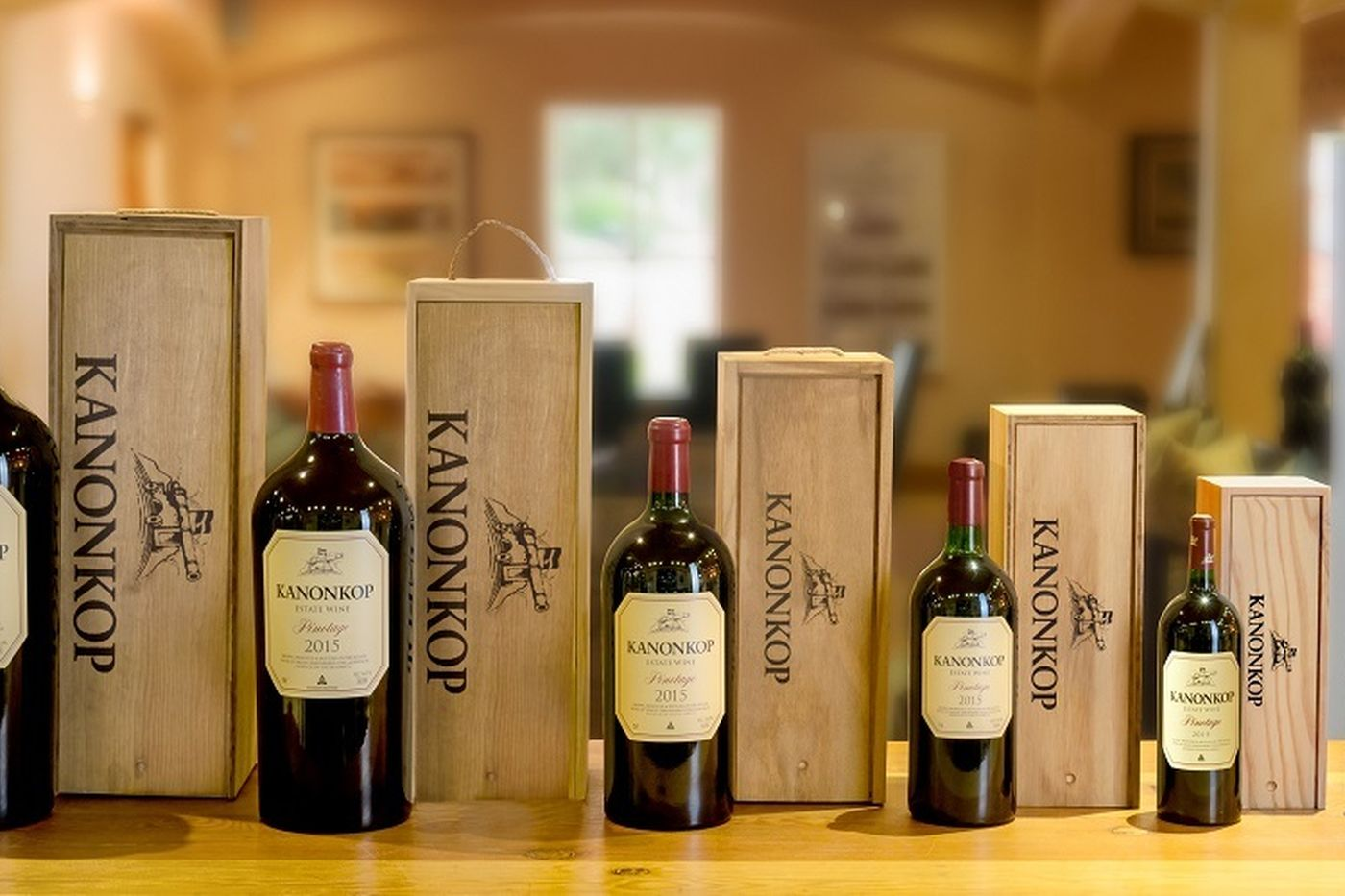 Kanonkop Main Cape Wine Auction Credit