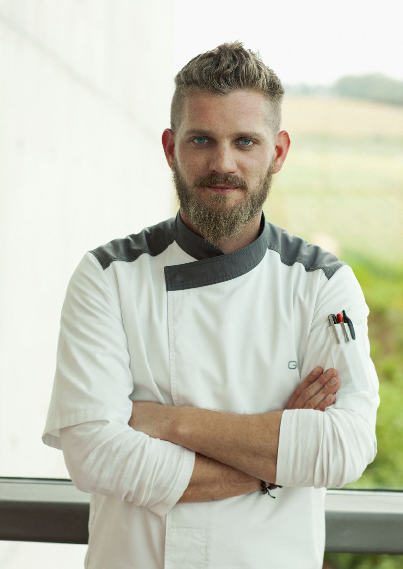 Waterkloof Chef Gregory Czarnecki Profile Shot Hr