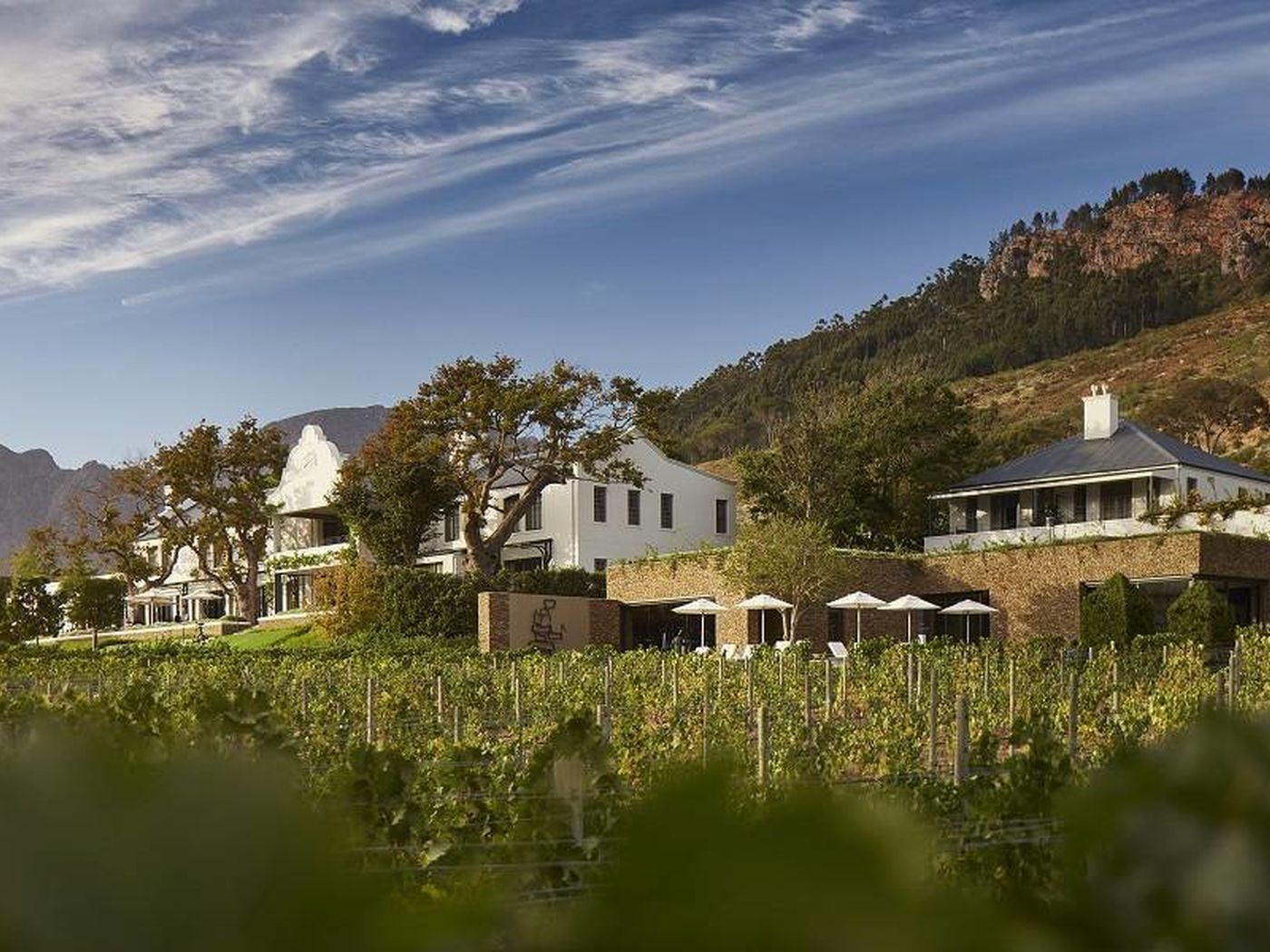 Leeu Estates Is South Africas Leading Wine Country Hotel