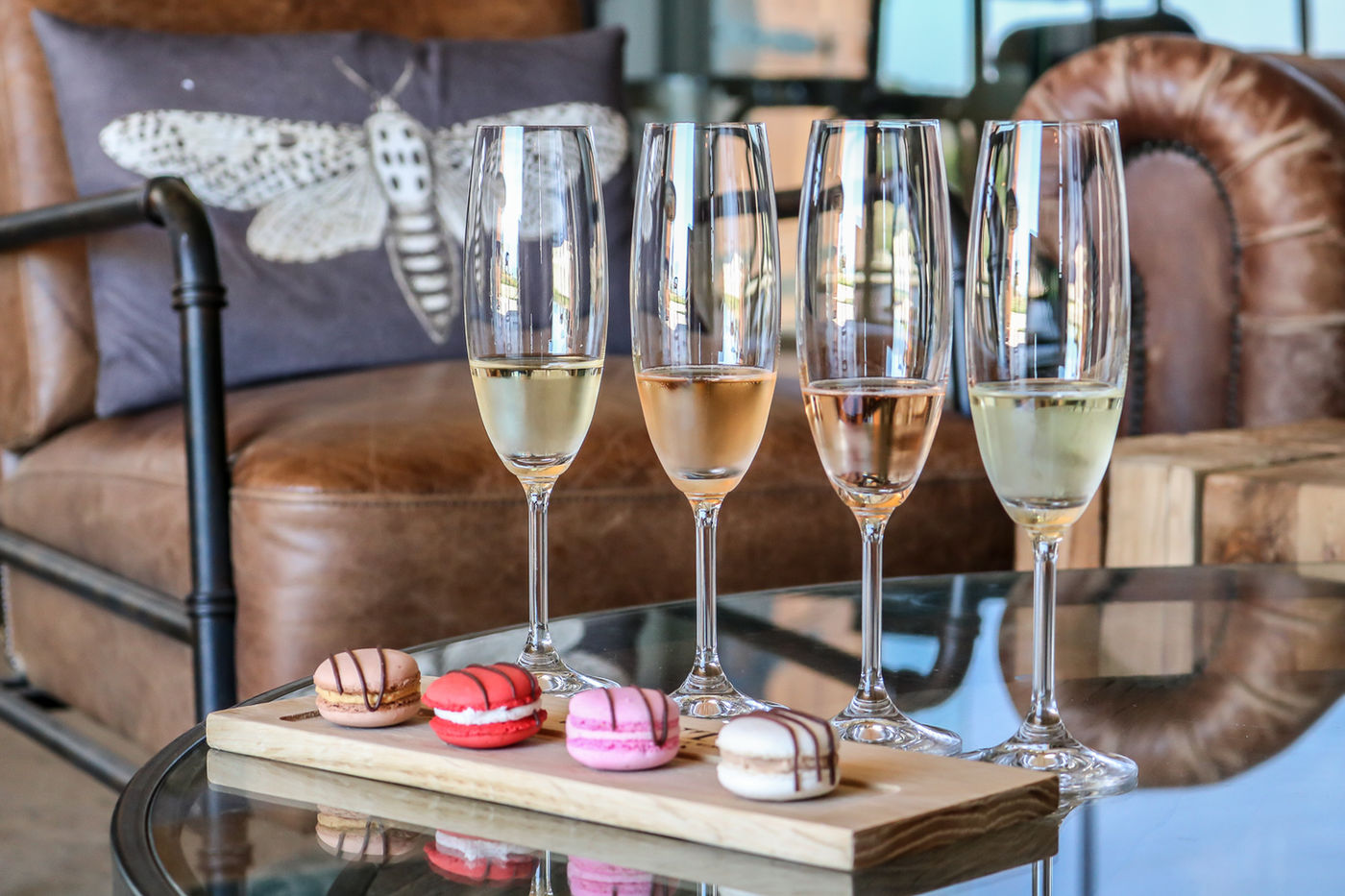 Canto Mcc And Macaroon Pairing
